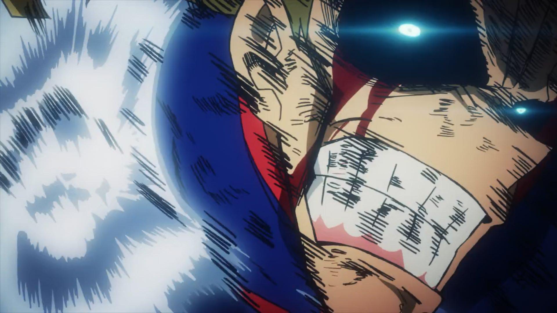 anime overpowered meme