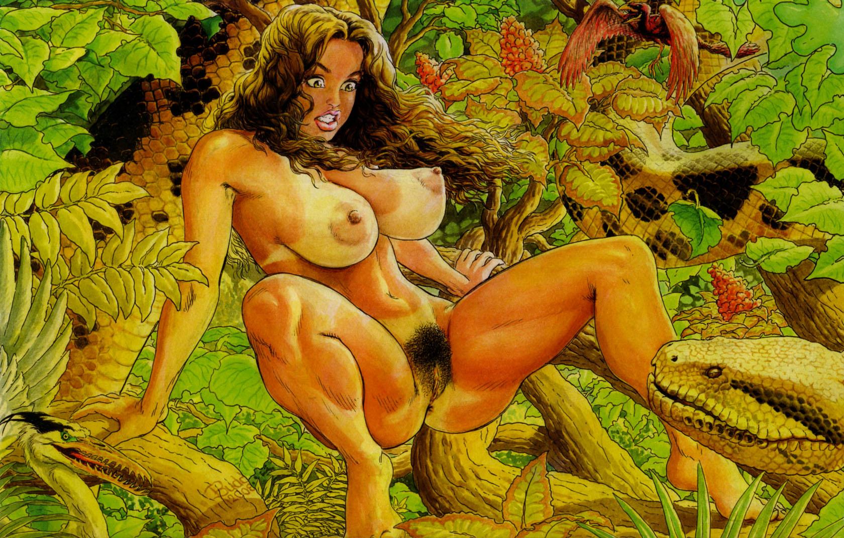 Prehistoric porn naked videos