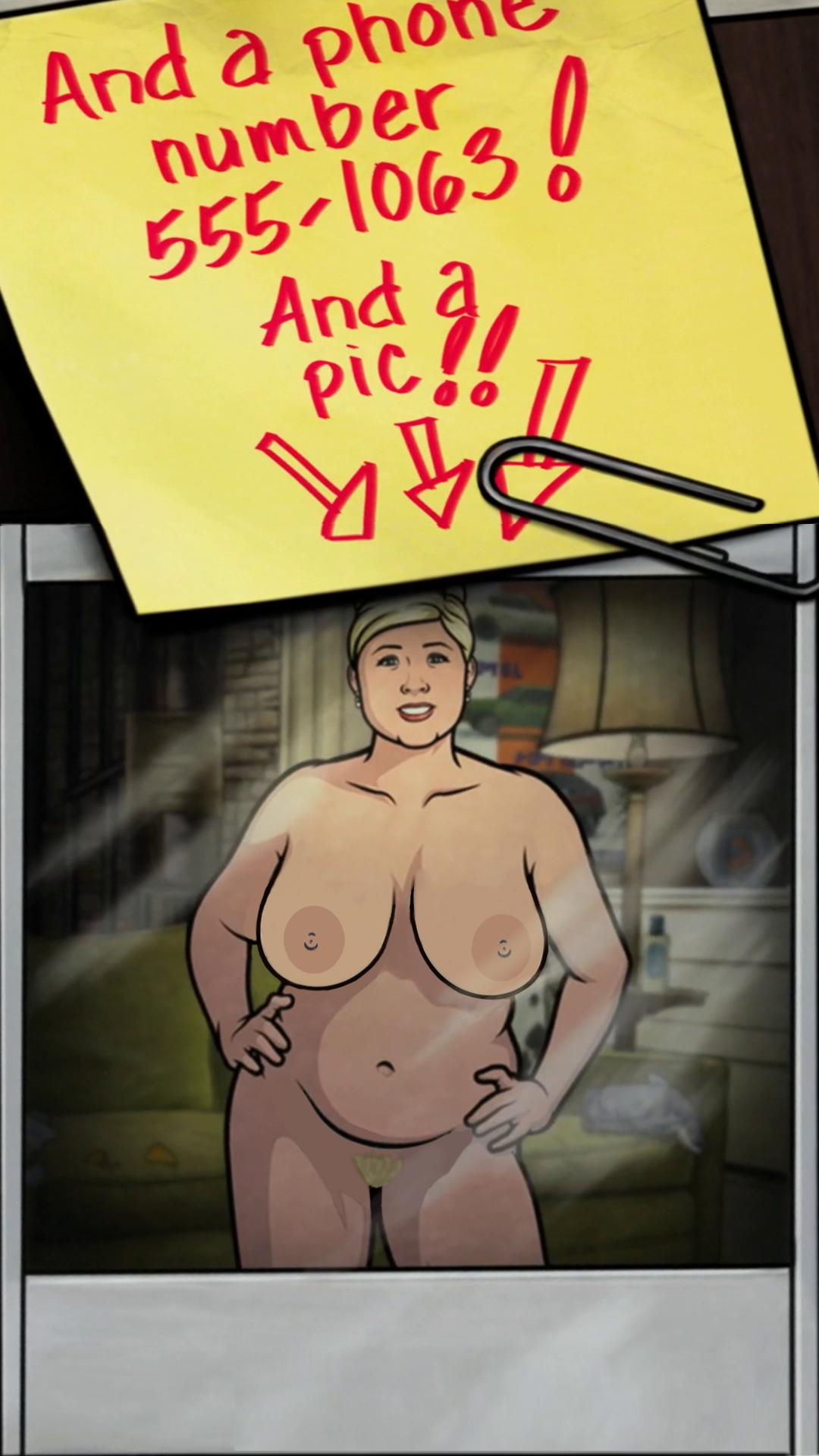 Archer anime Porn meilleure vidéo de sexe oral