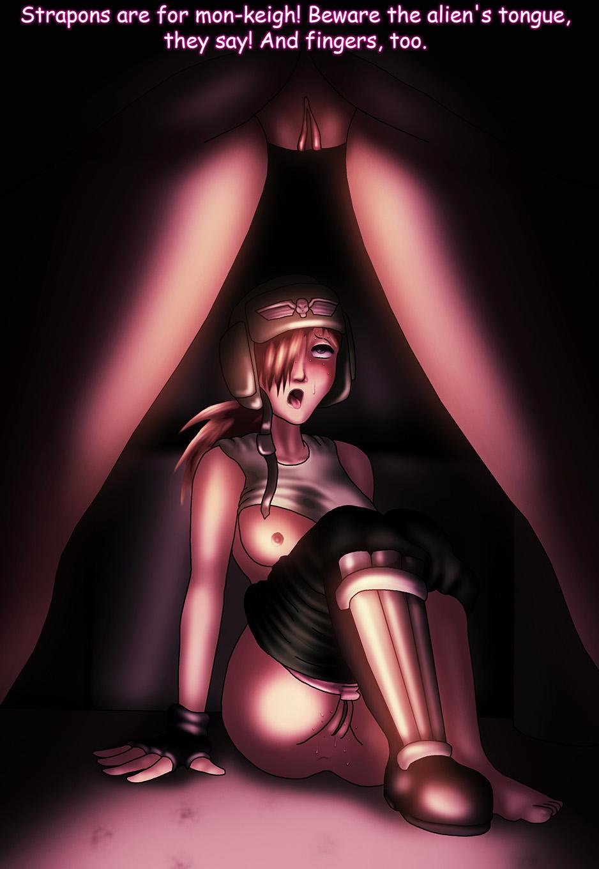 темные эльдары порно