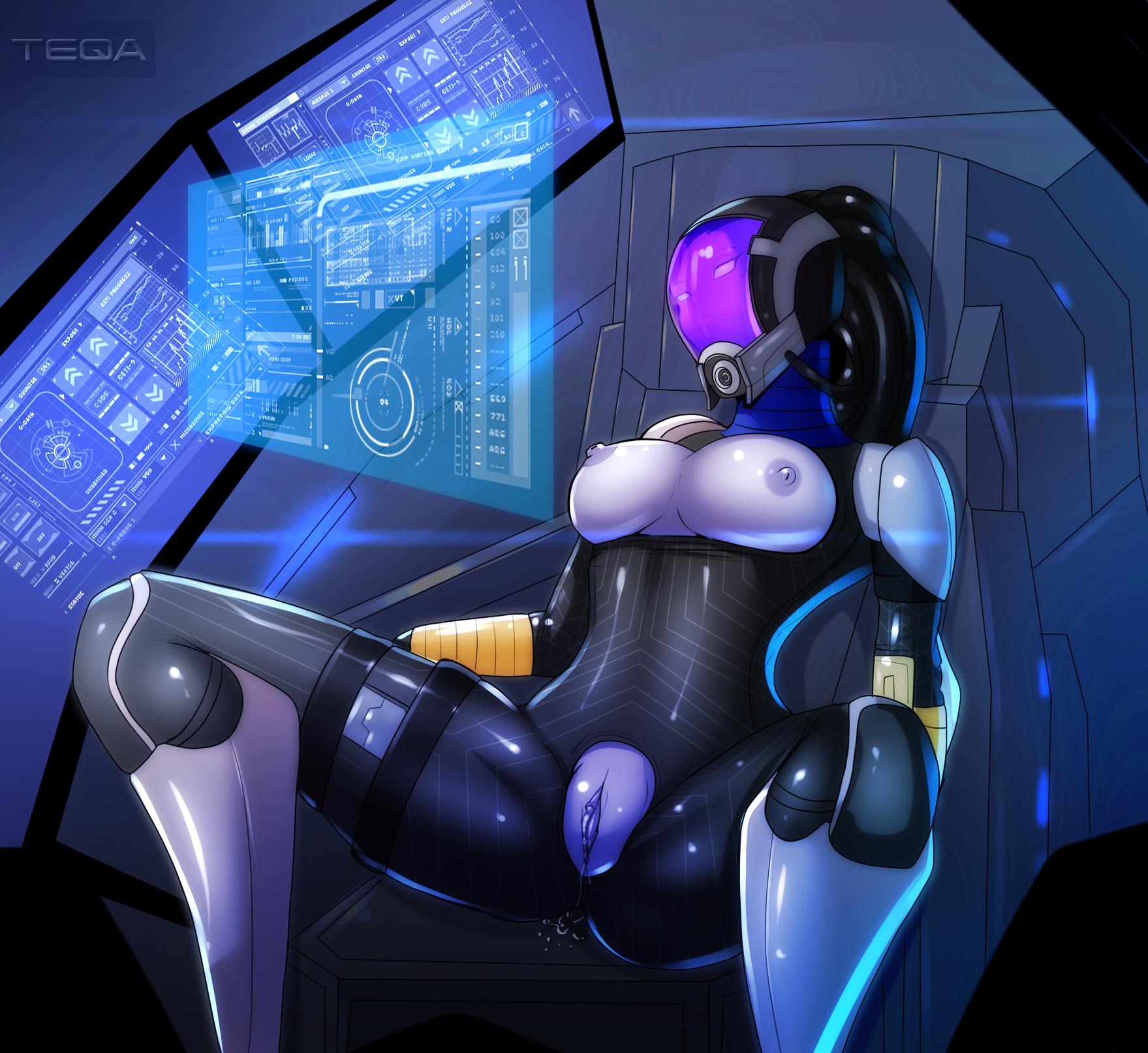 Порно роботы