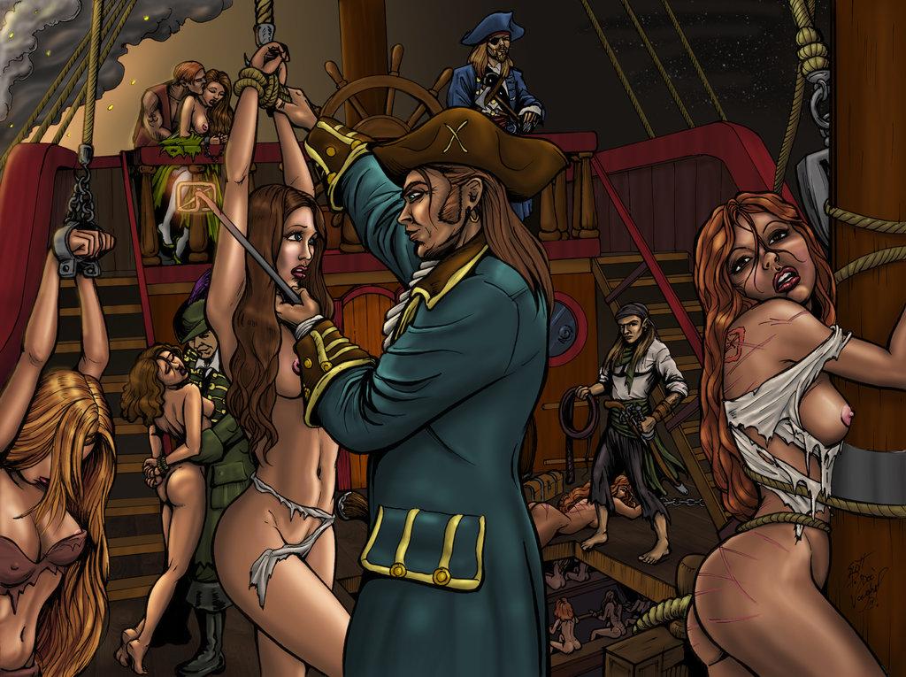Пиратский порнуха