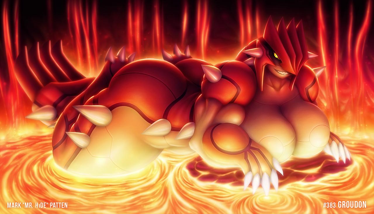 Nude pokemon game erotica video